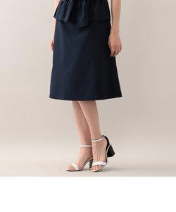 【UV対策】【ウォッシャブル】プライムフレックスコードレーンテーパードスカート