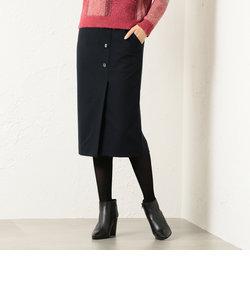 【美Skirt】【ウォッシャブル】チェルビックタイトスカート