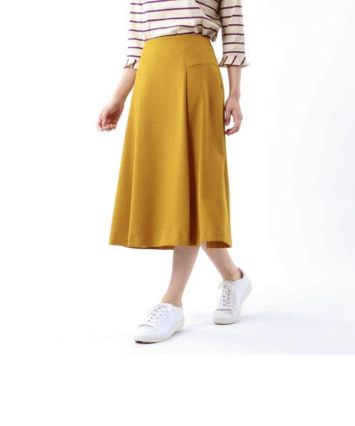【ウォッシャブル】ウーリッシュサージスカート