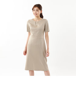 【Sサイズ~】【美シリーズ】ストレッチポンチドレス