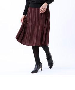*Marisol掲載*【ウォッシャブル】マイクロパウダリースカート