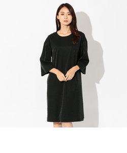 【ウォッシャブル】シャイニーラメポンチドレス