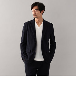 強撚ウールサマージャケット