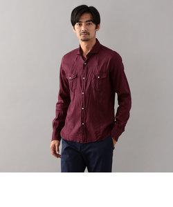 リネンストレッチライトシャツ