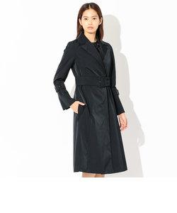 高密度ナイロン 袖デザインコート