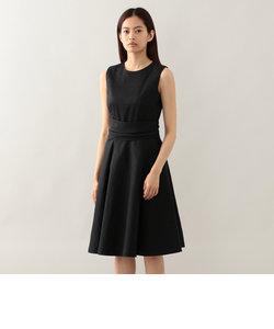 【予約販売】フィジックスラミー タックベルト風ドレス