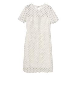 【MILLY】シアーチェックドレス