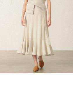 *Marisol6月号掲載*【La maglia estate】ロングフレアスカート