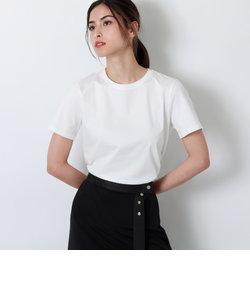 【LA MAGLIA Lu TECS】ロゴ入りカットソー