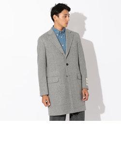 【Rain Wool】Super180'Sチェスターコート