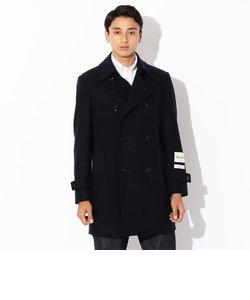 【Rain Wool】Super180'Sダブルブレストコート