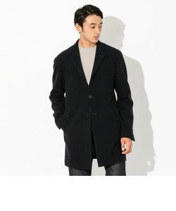 〈Flat-Seam Coat〉チェスターコート
