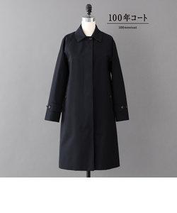 <100年コート>クラシックバルマカーンコート(三陽格子)