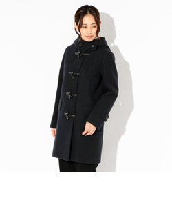 〈Flat-Seam Coat〉ダッフルコート