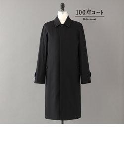 <100年コート>バルマカーンロングコート(三陽格子)