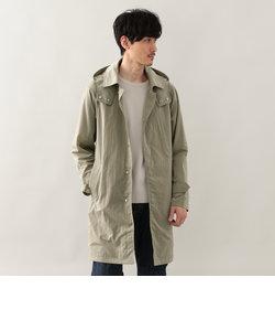 <Spring Coat>ナイロンワッシャーバルマカーンコート