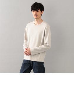 【オーガニック】ギザコットン ニットT(長袖)
