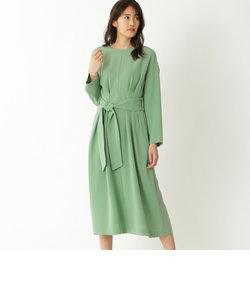 ソアパールダブルクロスドレス