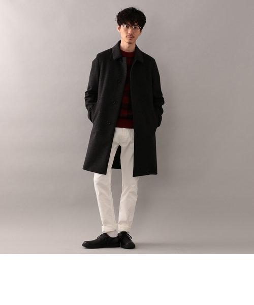 【WELLINGTON】 ショートビーバー ステンカラーコート