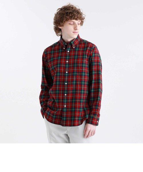 ツイルタータンB.Dシャツ