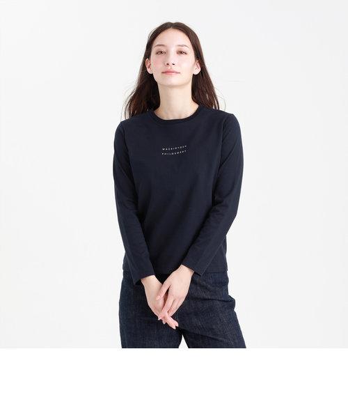 【MACKINTOSH PHILOSOPHY】ロゴロングTシャツ
