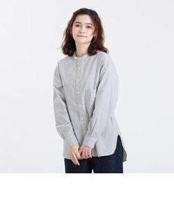 GREY LABEL バンドカラーシャツ