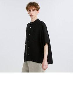 GREY LABEL フレンチリネンオーバーシャツ
