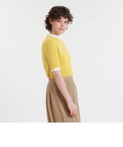 Cleric Collar Knit プルオーバー