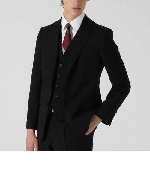ブラックスリーピーススーツ