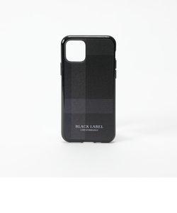 【WEB限定】クレストブリッジチェックiPhone11Proケース