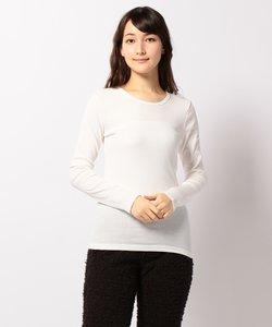 【日本製・綿100%】 コットンリブ ロングスリーブTシャツ (C098)