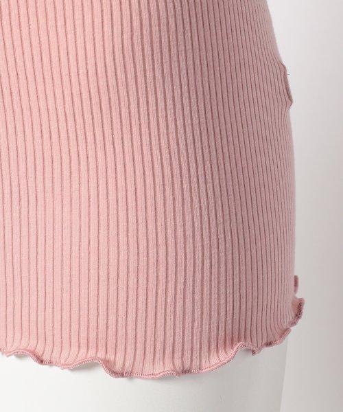 【天然繊維100%】 コットンシルク キャミソール (C165)