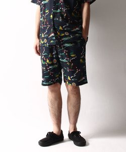 ALLOVER SHORTS