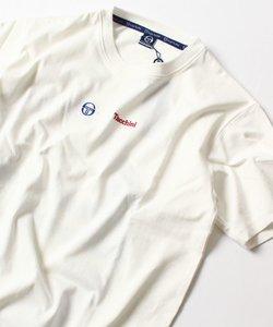 SERGIO TACCHINI(セルジオ タッキーニ)/ロゴ刺繍バックプリント半袖Tシャツ