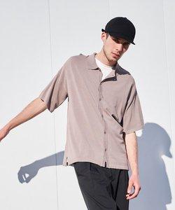14Gナノテックニットシャツ