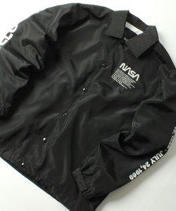 【NASA × B ONE SOUL】NASAワームコーチジャケット
