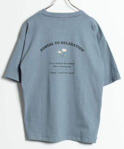 Timely Warning / バックプリントTEE
