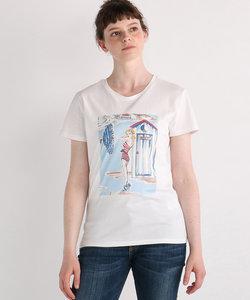 Printed Tシャツ
