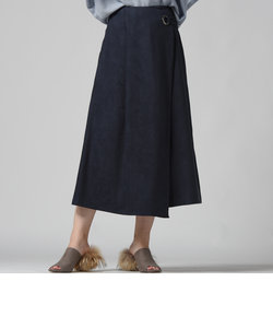 【akkoさん着用】エルモザスエードスカーチョ