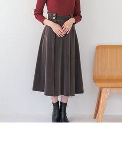 ベロアスカート