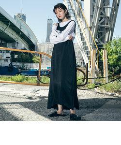 【WEB別注】バッククロスワンピース