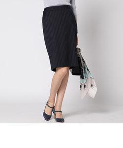 【アルガンオイル加工】シンプルタイトスカート