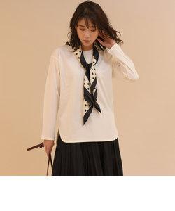【雑誌掲載】シルキースムースロングTシャツ
