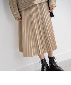 【socolla】タフタリバーシブルスカート