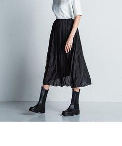 【socolla】消しプリーツスカート