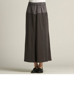 【WEBサイズ別注】NAOSフライス布帛切替パンツ
