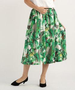 パウルフラワー スカート