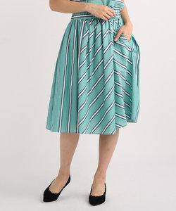 マリーボーダー スカート