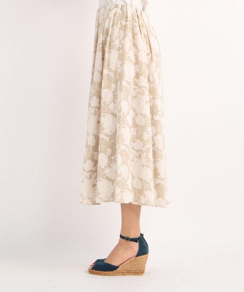 フローリアルミスト スカート