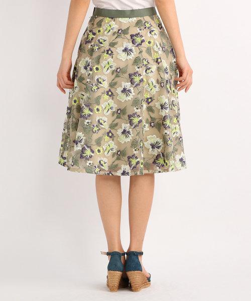 ルミナスガーデン スカート